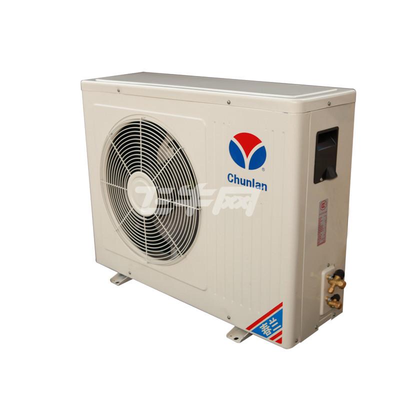 春兰(chunlan) kfr-50lw/vf3d-e2 2匹 立柜式 定频 冷暖空调 (白色)