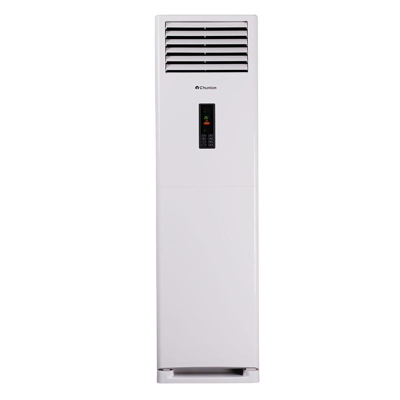 春兰(chunlan) kfr-72lw/vf3d-e2 3匹 立柜式 定频 冷暖空调 (白色)