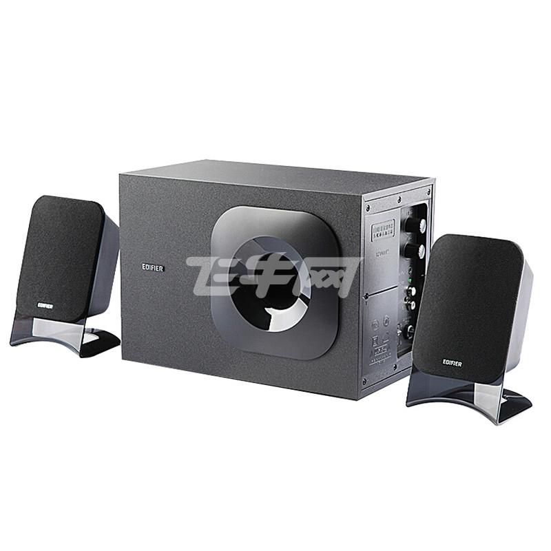 漫步者(EDIFIER) R201T12 2.1声道 多媒体音箱 (黑色)评价