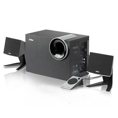 漫步者(EDIFIER) R201T北美版 2.1声道 多媒体音箱 (黑色)
