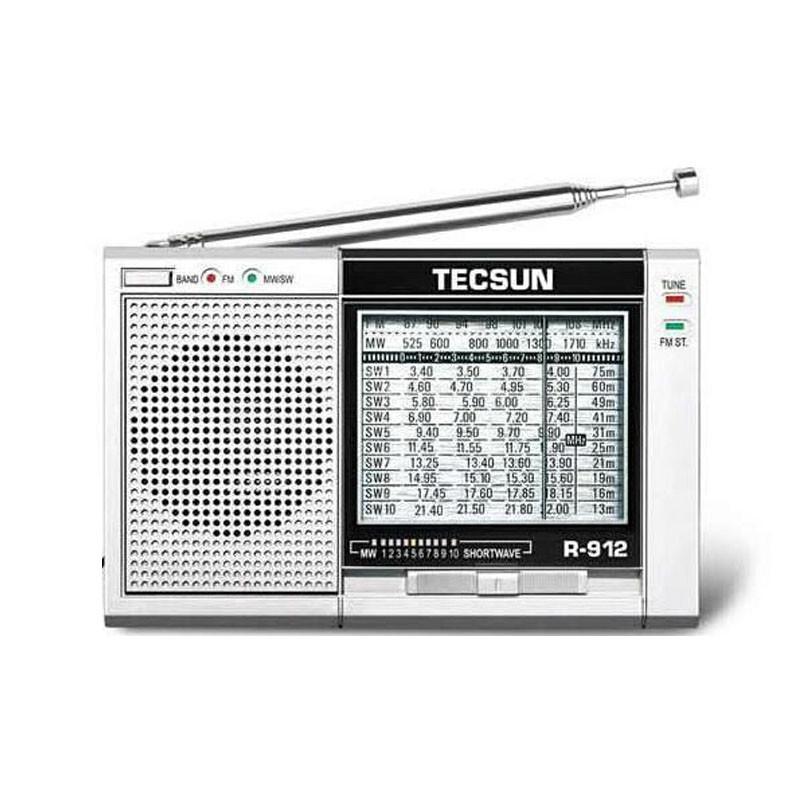 德生(tecsun) 912 收音机 多波段指针式