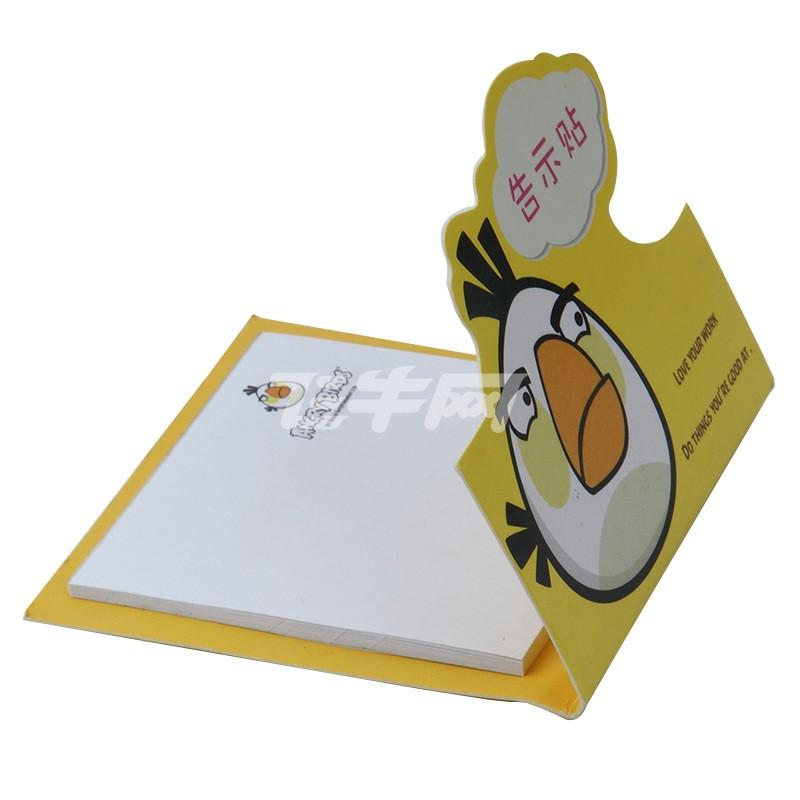 广博 愤怒的小鸟告示贴 便签纸 可爱告示贴 便签纸 ab