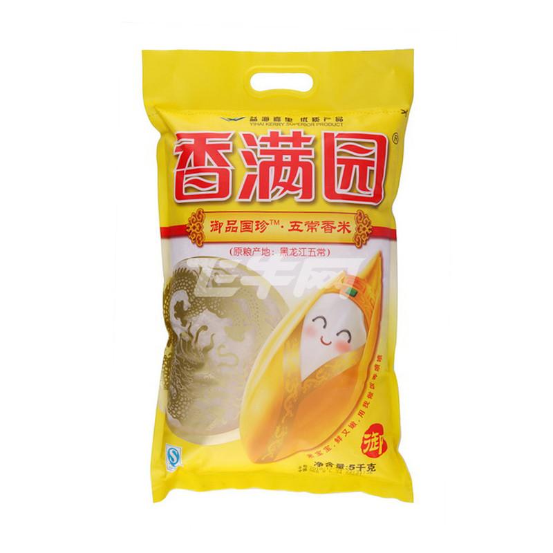 香满园御品国珍五常香大米 5kg/袋图片