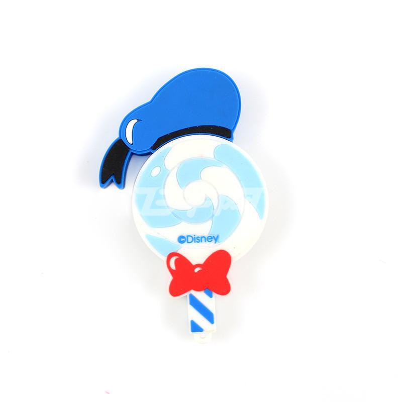 迪士尼(disney)卡通系列/冰激凌 8gb 可爱创意礼品 u盘 绚彩唐纳