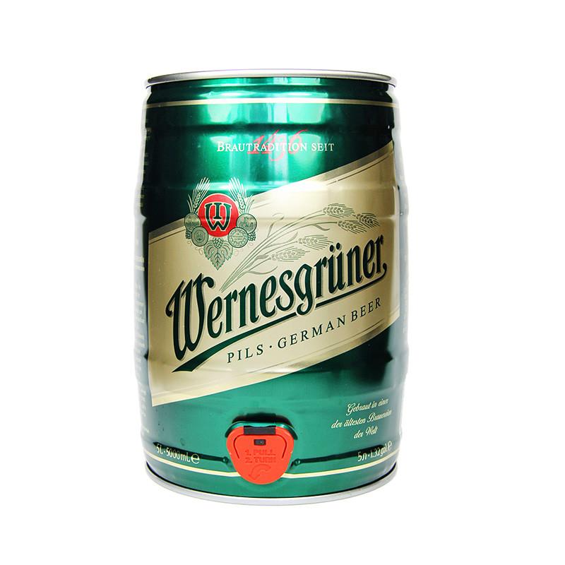 万奈仕皮尔森啤酒5l