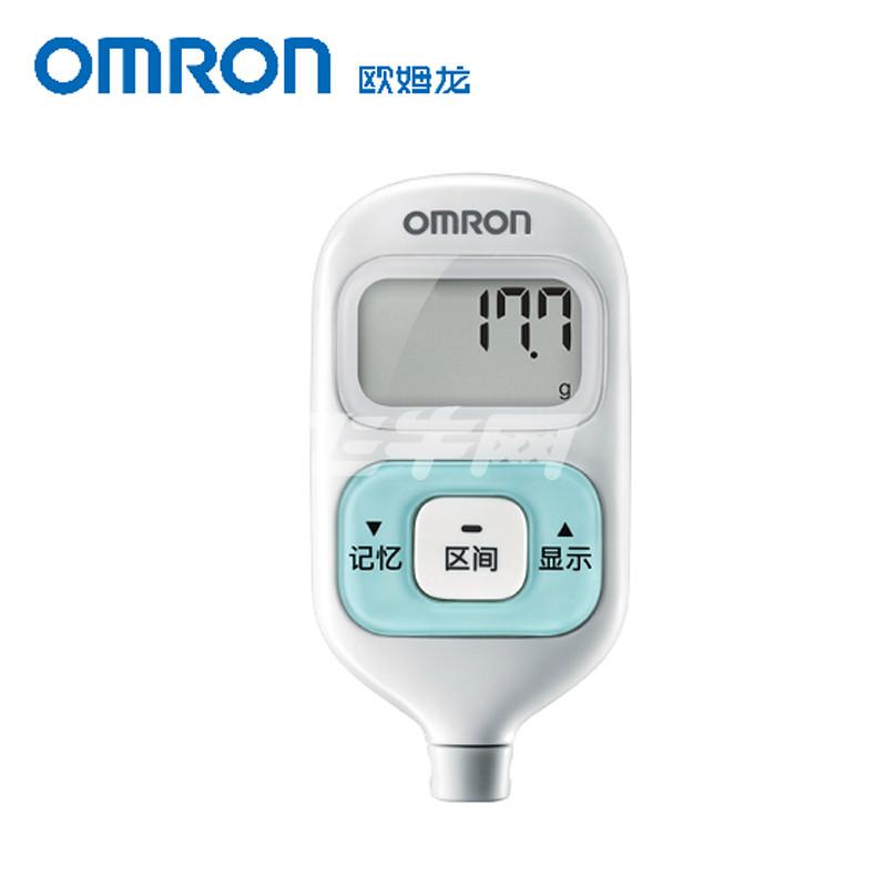 欧姆龙 计步器 hj-204【价格,正品,报价】-飞牛网