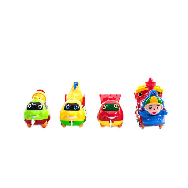 卡通小火车电动益智玩具no.989-09正品