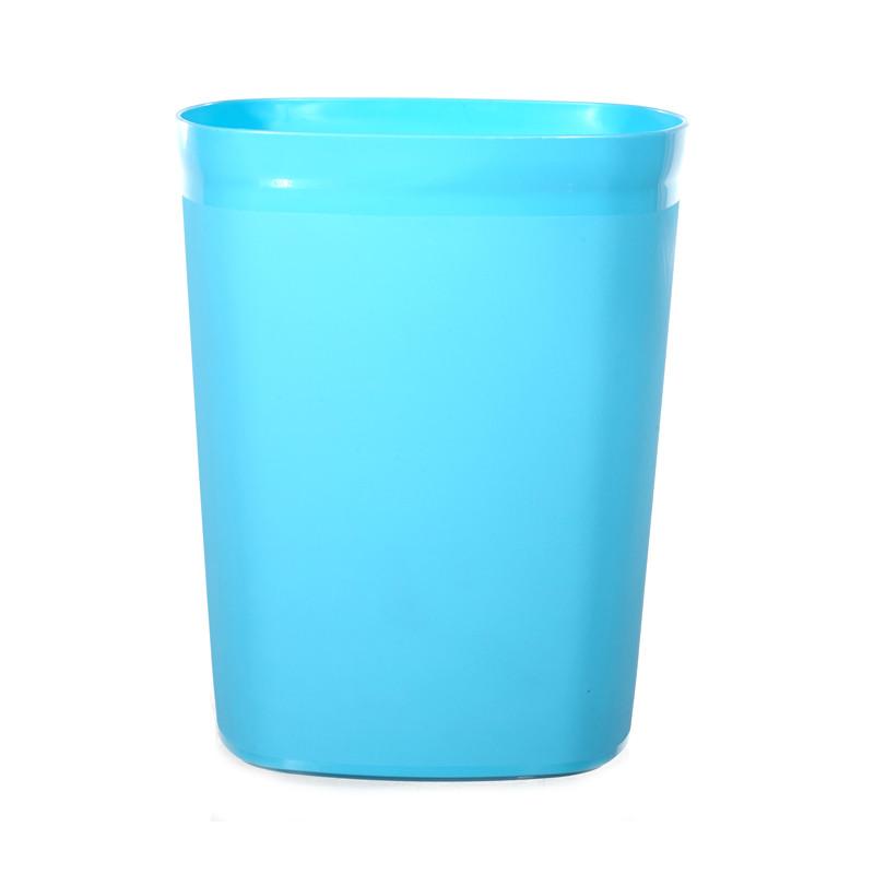 美丽雅炫彩垃圾桶方形(大)【价格