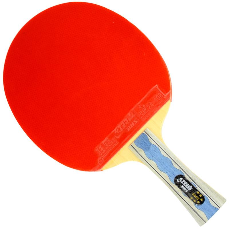 红双喜 乒乓球拍 6星级图片