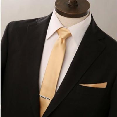 网上以前一部色情��ld_法蒂洛 男士婚庆商务年会用纯色窄版领带 ld001 窄款香槟色
