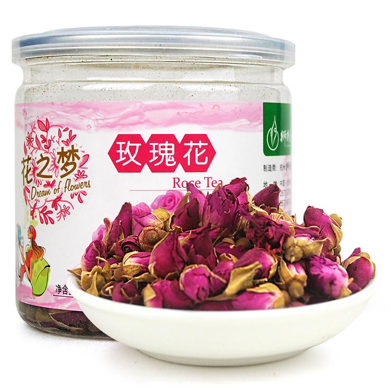 狮井 精品易拉罐玫瑰花 45克
