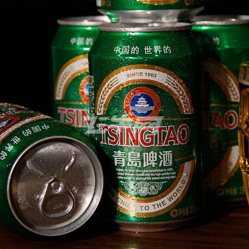 青岛啤酒(整箱) 330ml*12罐/箱