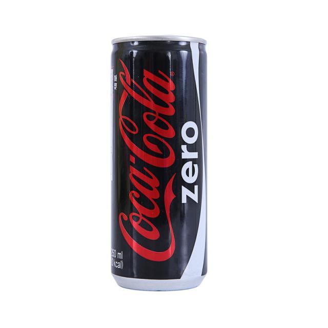 韩国零度可口可乐250ml/听