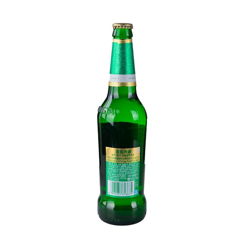 青岛啤酒经典1903 500ml/瓶