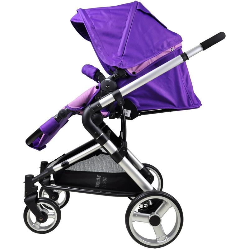 婴儿车推车双向超轻便折叠
