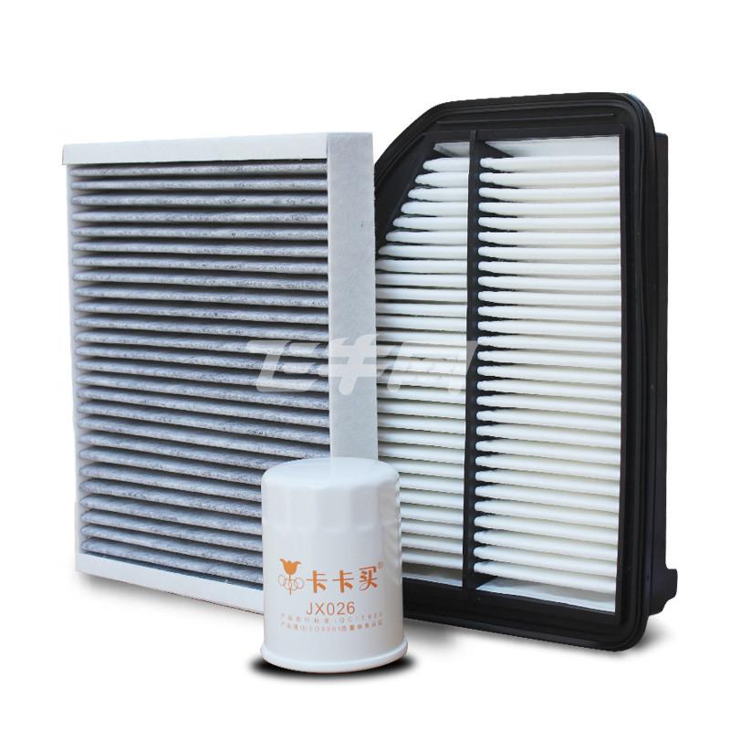 4(2012-2014)空气滤清器 机油格 空调滤芯