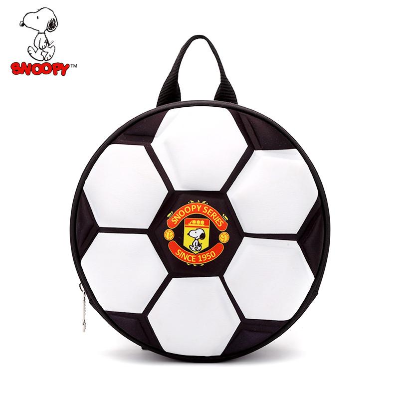 儿童书包小学生幼儿园可爱卡通双肩足球背包