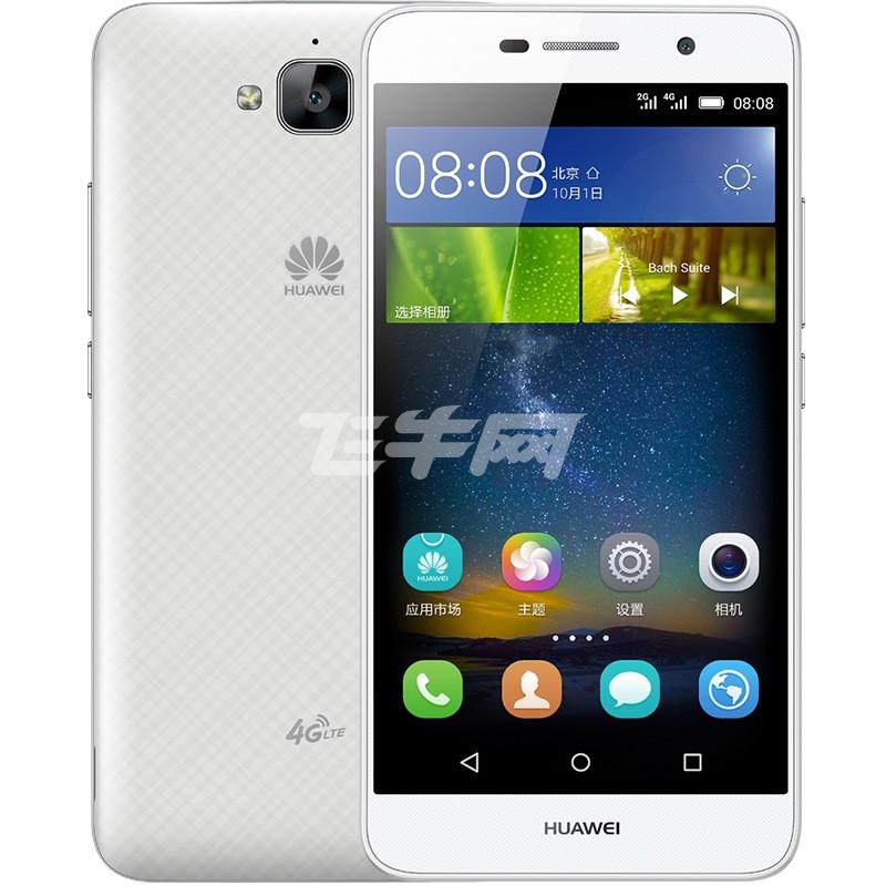 华为(HUAWEI) 畅享5 TIT-TL00 移动4G手机- 纯真白评价