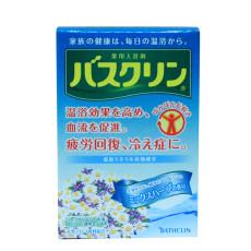 巴斯克林(BATHCLIN) 温热香浴盐(药草香型) 20g*5袋