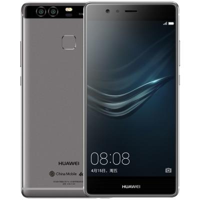 华为 (HUAWEI) P9 EVA-TL00 3GB+32GB 移动定制4G手机 - 钛银灰