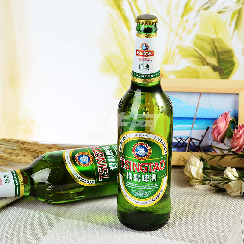 青岛优质啤酒 600ml/瓶