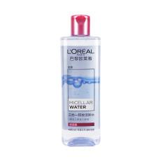 欧莱雅三合一卸妆洁颜水 倍润型  400ml/瓶