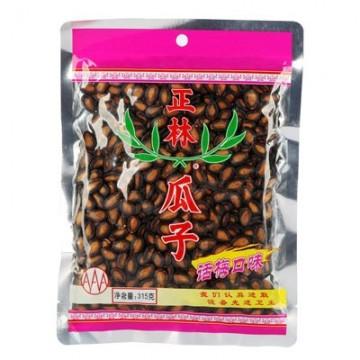 正林 黑瓜子(话梅味) 315g/袋