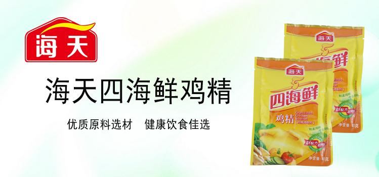 海天四海鲜鸡精40g/袋