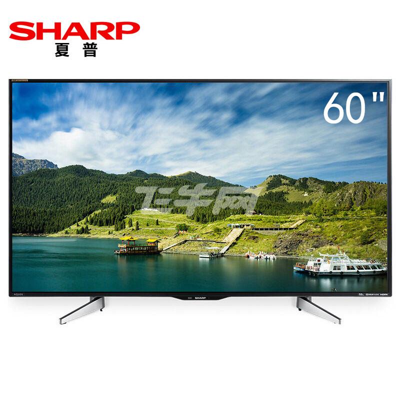 夏普(sharp)lcd60su465a60英寸安卓智能4k超高清