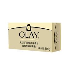 玉兰油深度滋润香皂(普通型)100g/块