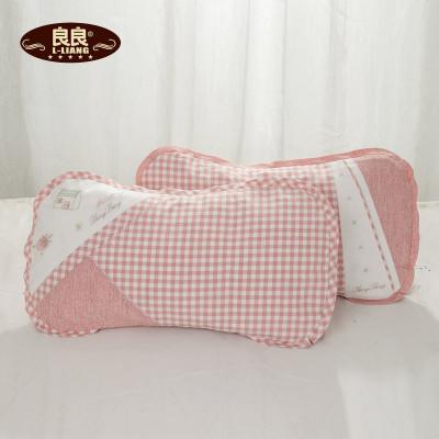 良良枕头哪欹io_良良 儿童枕头3-6岁幼儿园午睡枕透气防多汗宝宝护型枕定型枕四季 ds