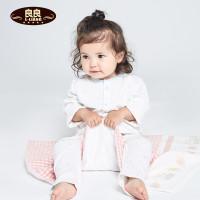 良良 宝宝隔尿垫 婴儿麻棉大号防水可洗透气乐优尿垫儿童用品护理垫 DS16N07-2