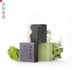 朵拉朵尚 手工皂套装115g*3竹炭天然去黑头祛痘洁面皂手工皂 精油皂 茶树皂 洁面 卸妆 沐浴